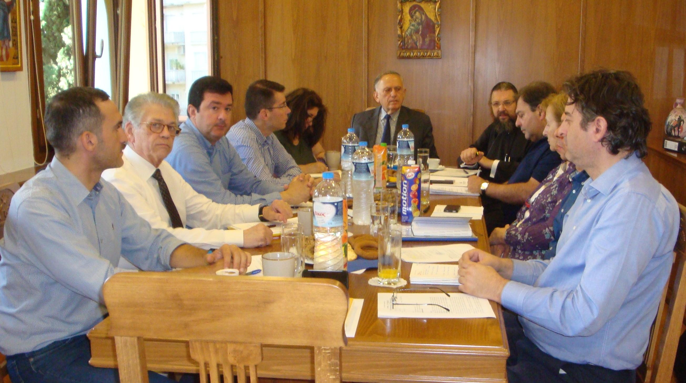 Ομάδα Εργασίας του Διακρατικού Προγράμματος Interreg V-A