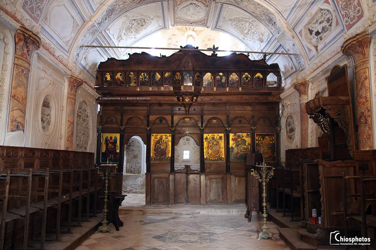 Ο βυζαντικός ναός του Αγίου Γεωργίου Βασιλικών VIDEO & FOTO