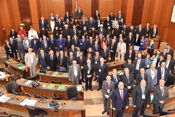 25η Επετειακή Γενική Συνέλευση της Διακοινοβουλευτικής Συνέλευσης Ορθοδοξίας (Δ.Σ.Ο.)