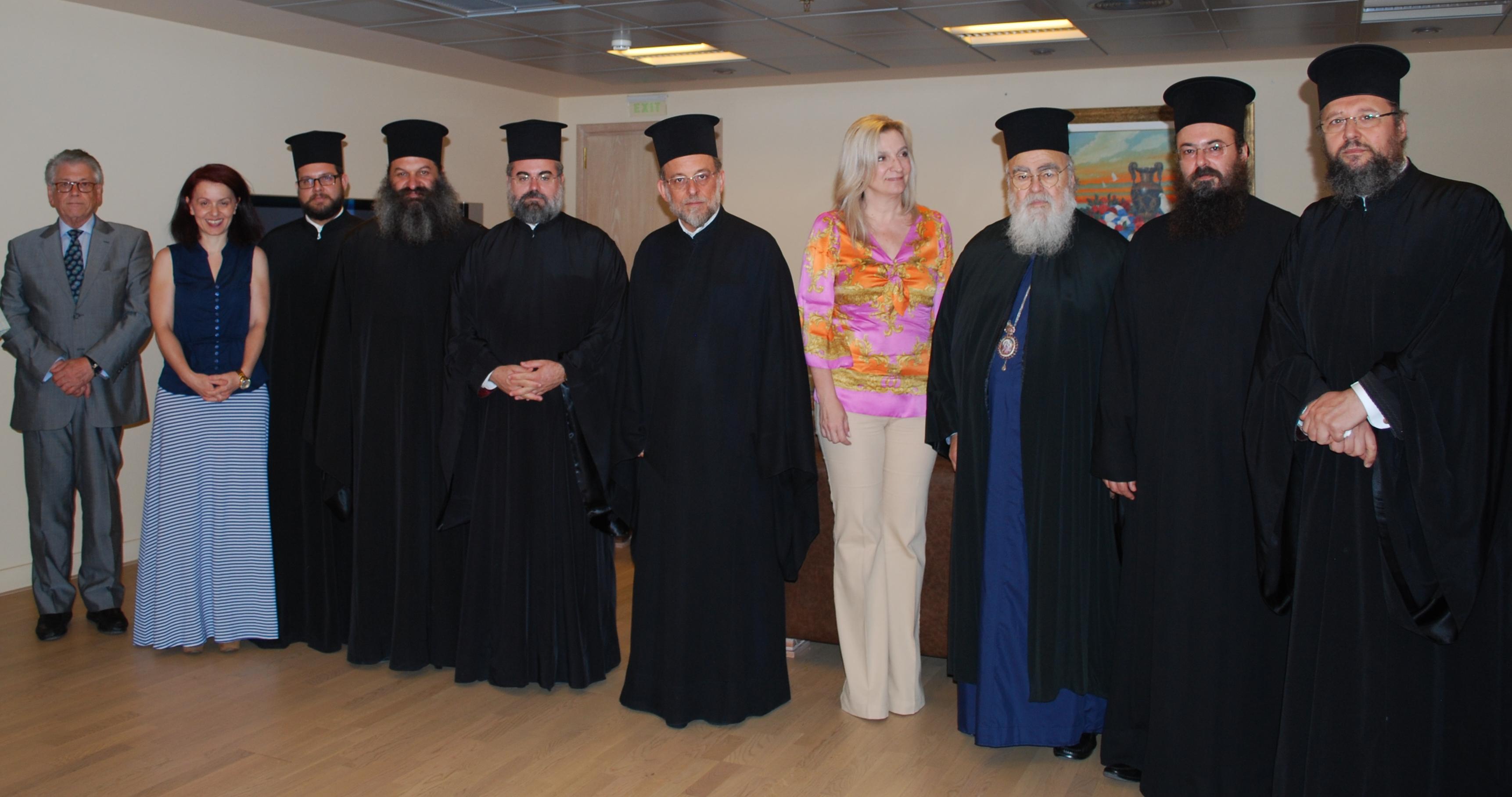 Μεικτή Συνεδρίαση Κοινής Επιτροπής της Εκκλησίας της Ελλάδος