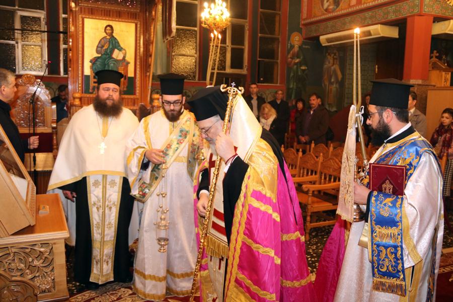 Δ΄ Εβδομάδα των Νηστειών - Σεβασμιώτατος Μητροπολίτης Διδυμοτείχου, Ορεστιάδος και Σουφλίου κ. Δαμασκηνός FOTO