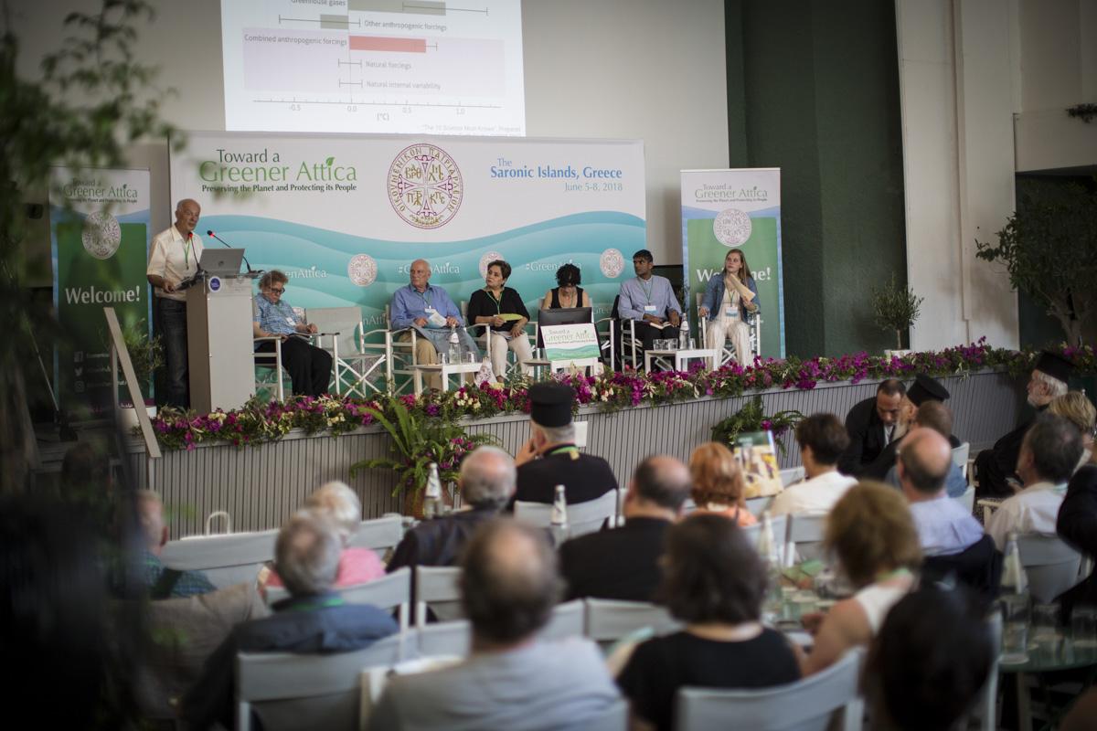 Εργασίες του 9ου Διεθνούς Οικολογικού Συμποσίου του Οικουμενικού Πατριαρχείου