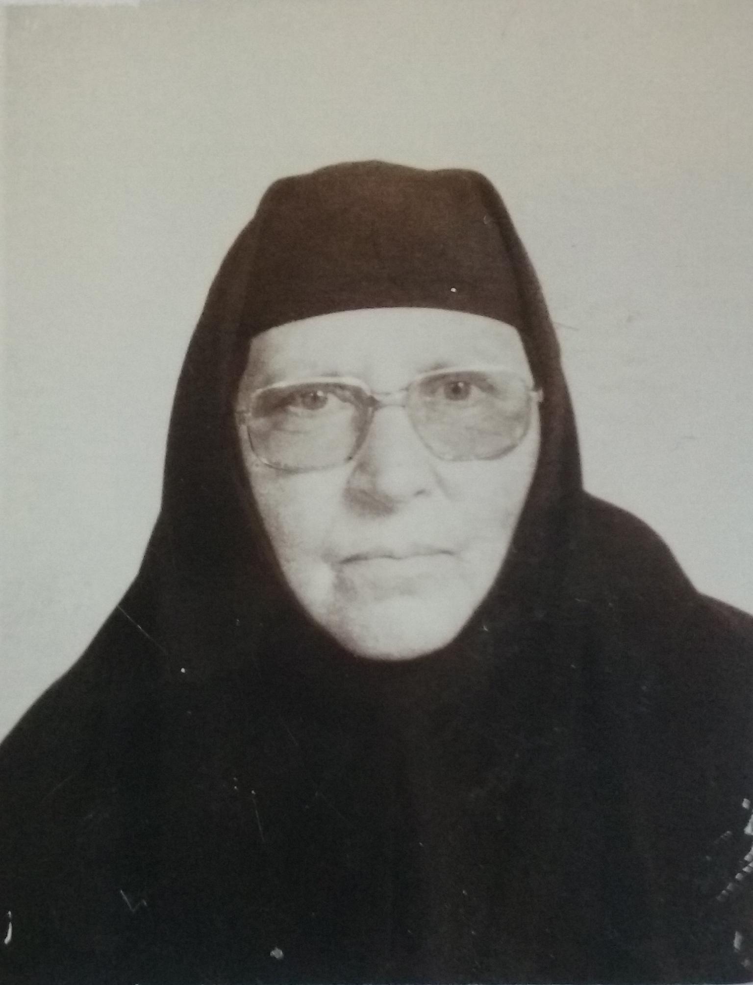 Ετήσιο Μνημόσυνο Γερόντισσας Χριστοδούλης